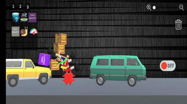 火柴人沙盒模拟器