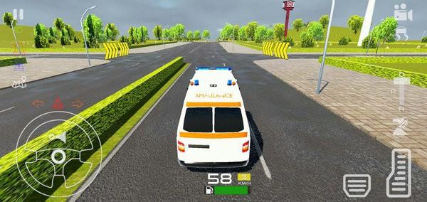 2021救护车模拟器