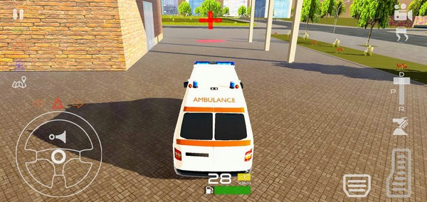 2021救护车模拟器破解版