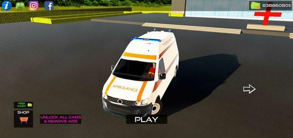 2021救护车模拟器中文版
