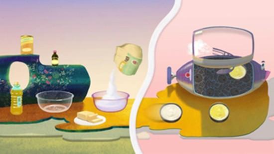 蛋糕世界女孩的烹饪安卓版