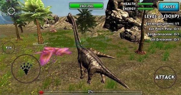 侏罗纪生存模拟器中文版