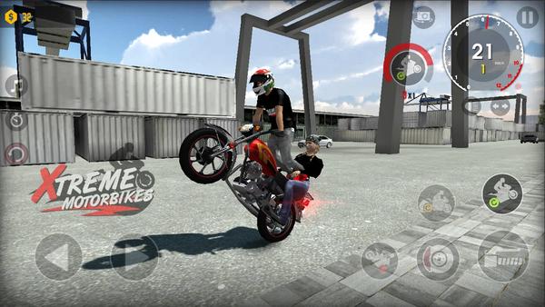 极限摩托5破解版无限金币