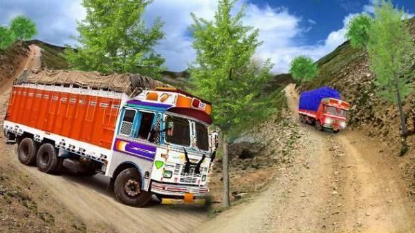 印度卡车山地模拟手机版