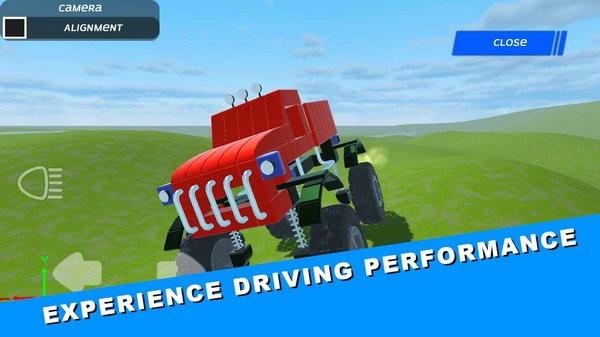 汽车建造模拟器破解版