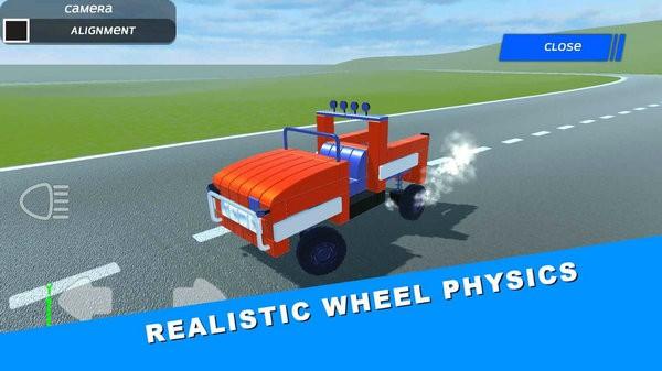 汽车建造模拟器安卓版