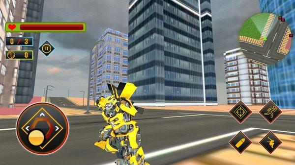 机器人反恐打击破解版