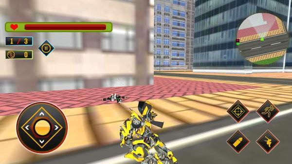 机器人反恐打击最新版下载
