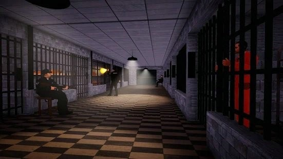 监狱看守工作模拟器汉化版