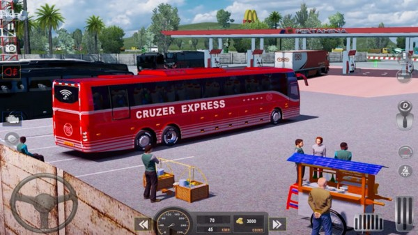 城市教练车模拟器手机版