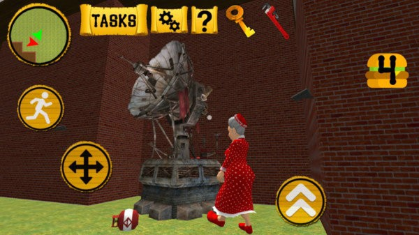 奶奶邻居的秘密游戏下载