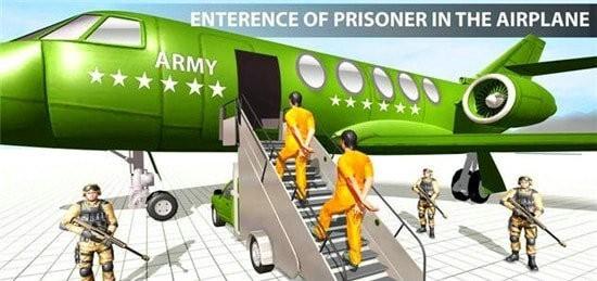 陆军囚犯飞机运输安卓版下载