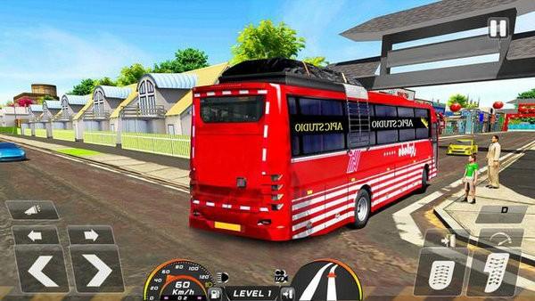 真正的巴士模拟器驾驶2021中文版下载