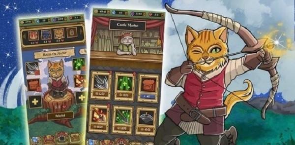 猫咪地牢游戏中文版