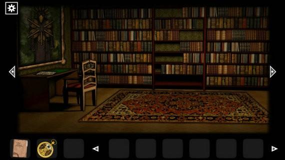 遗忘之丘图书馆
