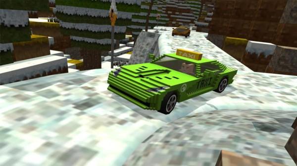 真实模拟像素出租车安卓版