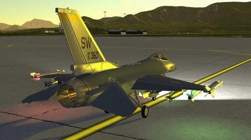武装空军飞机全解锁版