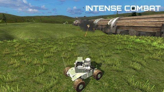 机器人突袭游戏下载