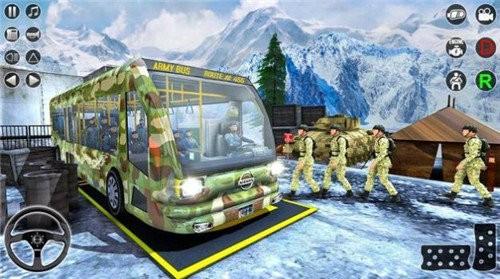 陆军巴士运输车安卓版游戏下载