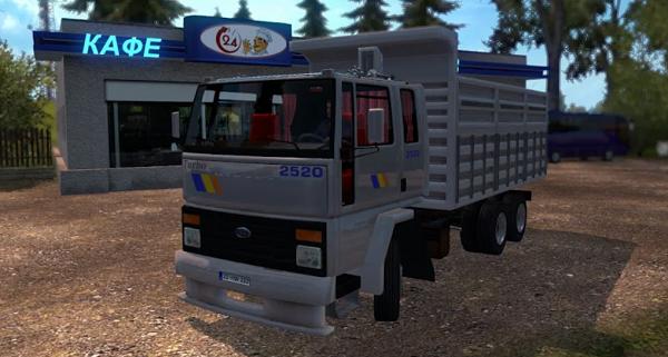 卡车货物运输模拟破解版