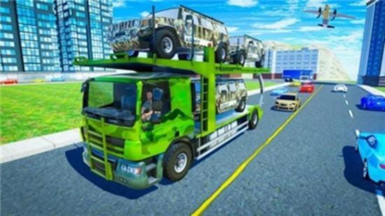 军队囚犯卡车最新版