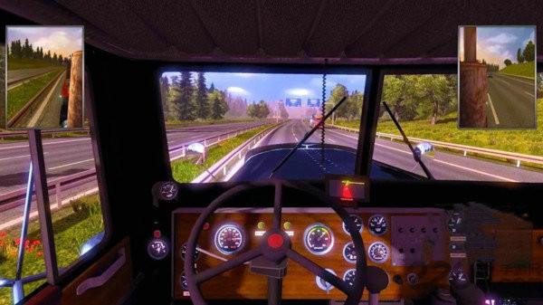 欧洲卡车极限驾驶员游戏下载