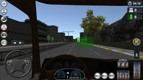 欧洲卡车极限驾驶员安卓版