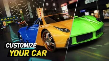 疯狂赛车模拟器中文版