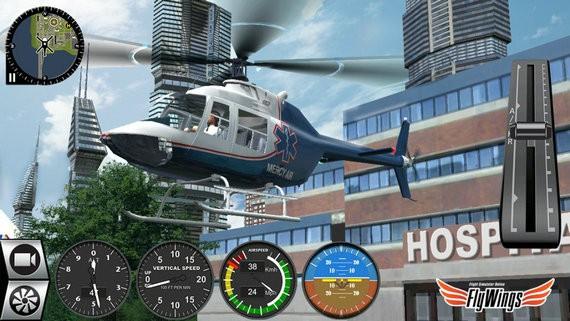 直升机模拟器2016无限金币版