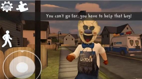 恐怖冰淇淋警察版本1.0下载