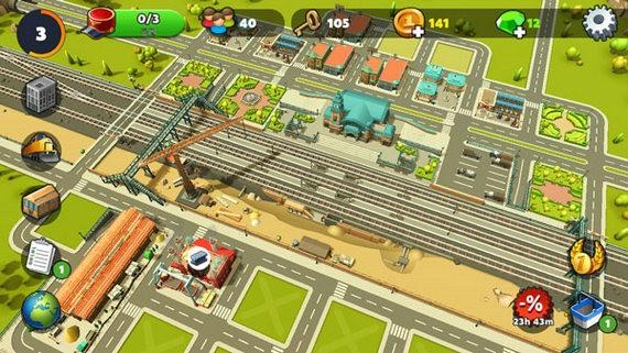 火车大亨模拟器2最新版
