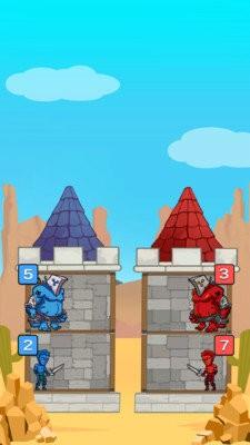 站在塔上的男人游戏下载