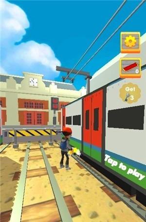 地铁竞速世界旅行正式版