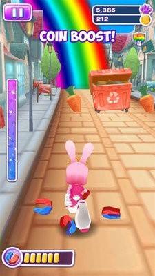 宾尼兔跑酷破解版