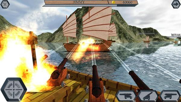 海盗船世界