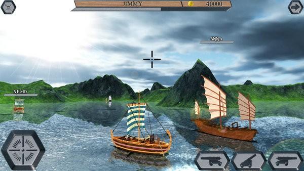 海盗船世界破解版