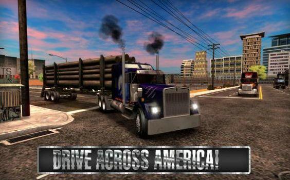 美国卡车模拟2手机版下载