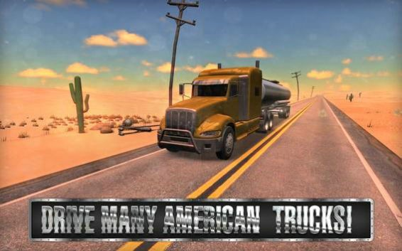 美国卡车模拟2手机版破解版