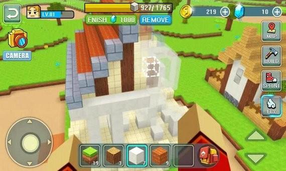 我的沙盒世界游戏下载