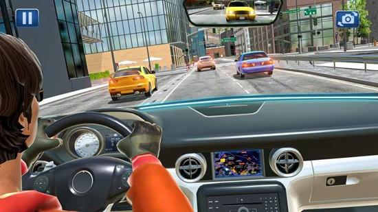 汽车驾驶学校模拟器2021无限金币版