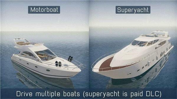 游艇模拟器
