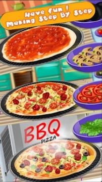 托卡披萨店游戏中文版