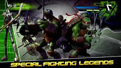 忍者龟英雄城下载安卓版