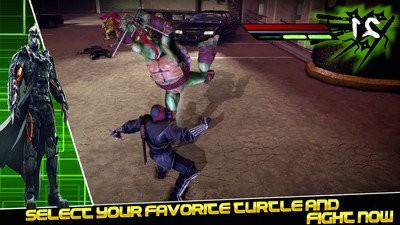 忍者龟英雄城游戏下载