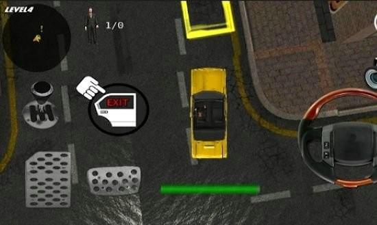 城市出租车自行车驾驶3d破解版