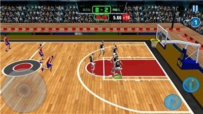 篮球大比拼安卓版