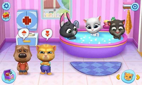 汤姆猫总动员游戏下载2021最新版