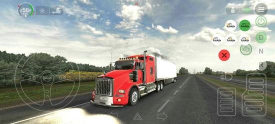 通用卡车模拟器破解版