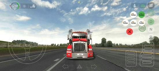 通用卡车模拟器中文版