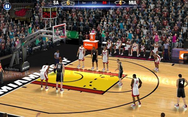 NBA2K14中文版手机版